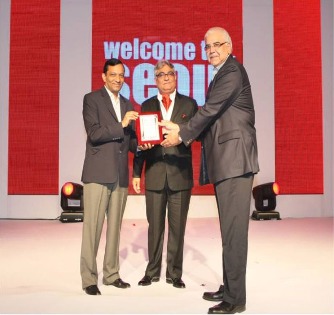 Best Supplier Performance Award (Forging Commodity) 2011
