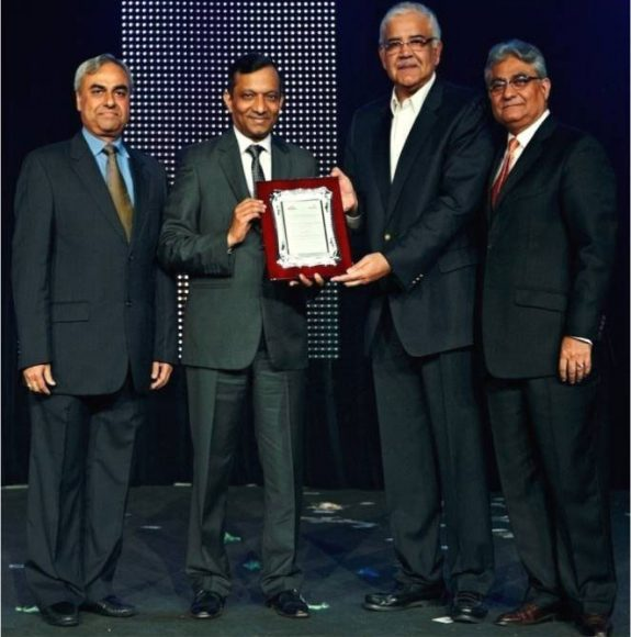 Best Supplier Performance Award (Overall Across All Commodities) 2012