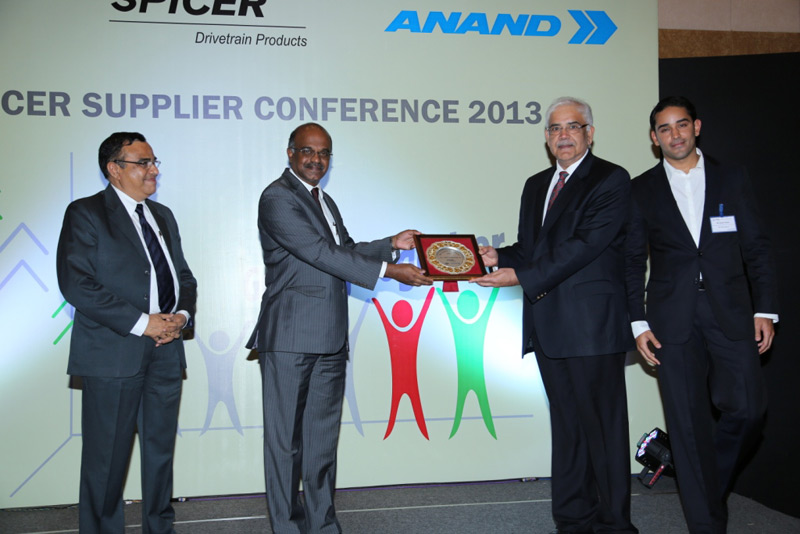 Best Supplier Performance Award (Quality Performance)