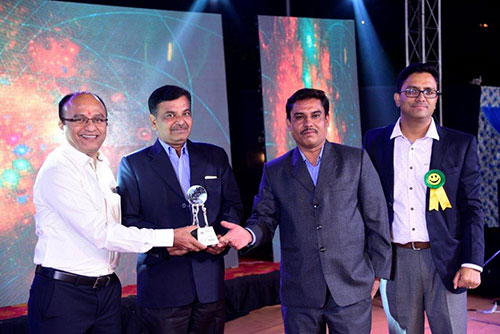 Best Supplier Performance Award (Problem Solving Approach Long Term Resolution) 2016